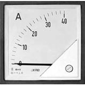 Dreheisen-Amperemeter analog EQ 35P