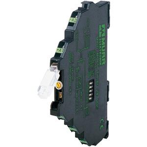 Impulsverlängerer 24V DC / 24V DC / 0.1 A Federzugklemmen.