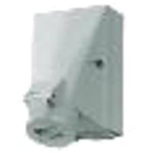 CEE Wandsteckdose 32A 2-polig 50 VDC / 10h IP67