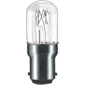 Glühlampe Birnenform für Nähmaschinen 15W