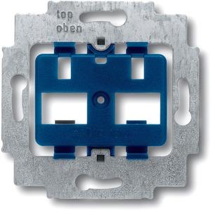 Modular Jack Tragring mit Sockel blau