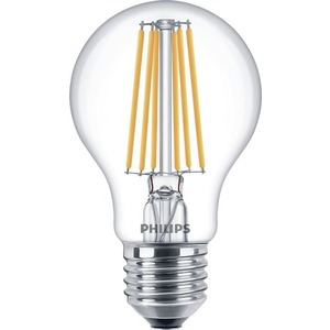 LED Lampe Classic LEDbulb 8W 806lm A60 E27 827 klar Filament DimTone