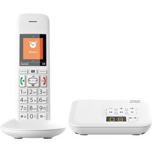 Schnurlostelefon mit SOS Funtion und Anrufbeantworter Gigaset E370A