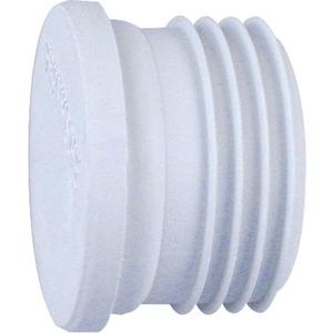 Rohrverschlussstopfen winddicht Kunststoff Ø 20 mm grau