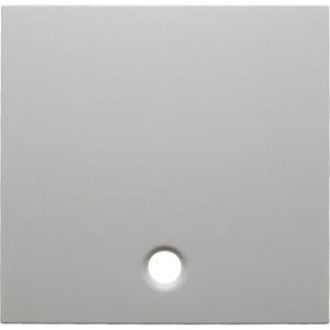 Zentralstück für Zugschalter und Zugtaster S.1/B.3/B.7 Glas polarweiß