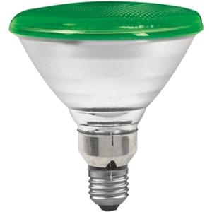 Glühlampe Reflektor PAR 38 80 Watt E27 Grün