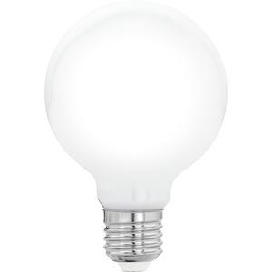 LED Globelampe E27 G80 7W 2700K opal Filament dimmbar