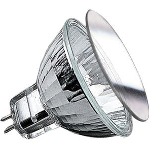 Niedervolthalogen Reflektorlampe Security 50 Watt GU5,3 Silber