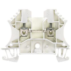 Durchgangs-Reihenklemme mit Schraubanschluss WDU 2.5 WS 2,5 mm²