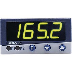 di08 dig. Anzeigeinstrument (96x48mm) LED-Anzeige mit Tasten 230VAC