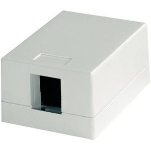 Modul-Aufnahme 46x64 1-fach AP compact unbestückt
