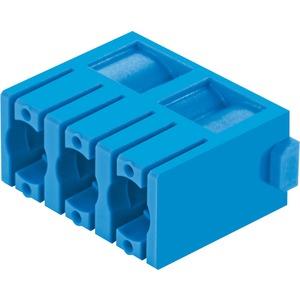 Pneumatik Modul für 3 Kontakte