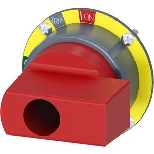 Zusatzgriff für Türkupplungsdrehantrieb Not-Halt - Zubehör für 3VA1 100/160