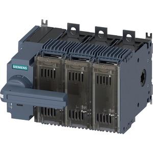 Lasttrennschalter mit Sicherung 125A BG 2 - 3p für NH-Sich. Gr. 000/00