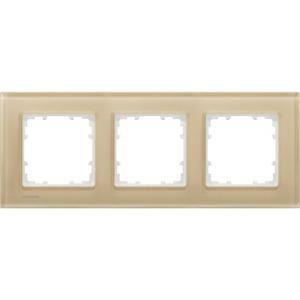 3-fach Glas Rahmen DELTA miro Glas ARENA 232x90mm