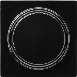 Abdeckung und Wippe verschraubbar für S-Color schwarz