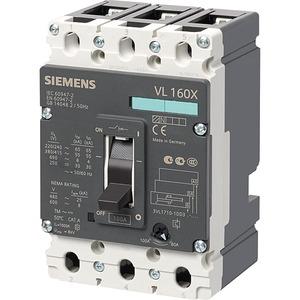 Leistungsschalter VL160X N IC55kA 415V AC 3pol.