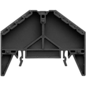 Bezeichnungsträger P-Reihe TS 35 x 15 schwarz