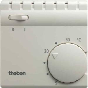 Raum-Thermostate mit Schalter für Heizung Ein/Aus