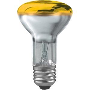 Glühlampe Reflektor R63 40 Watt E27 Gelb