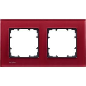 2-fach Glas Rahmen DELTA miro Glas ORIENT 161x90mm