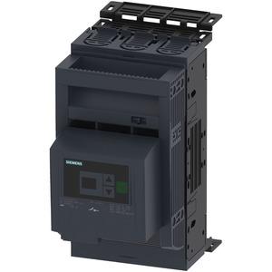 Sicherungslasttrennschalter 3-polig NH00 160A 40mm Sammelschienensys
