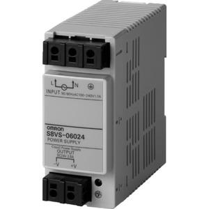 Schaltnetzteil 60 W 100 - 240 VAC / 24 VDC / 2,5 A SLC