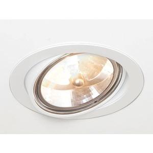 ONLY-M-LED Einbaustrahler weiß 1x AR111 35-100W G53