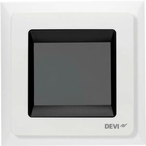 Uhren Thermostat devireg Touch ohne Rahmen