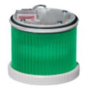 Dauerlichtelement TWS F MT 12 - 240 AC/DC 5 W grün
