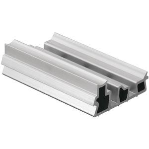 Grundplatte MSP PR BP 39 mm Aluminium