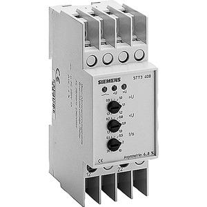 Spannungsrelais AC230/400V 2W 0,9/1,3+0,7/1,1 mit Klarsichtkappe