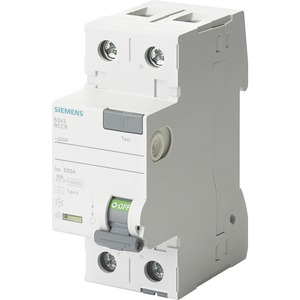 Fehlerstromsschutzschalter / FI 2p Typ A 40 A 30 mA 230 V