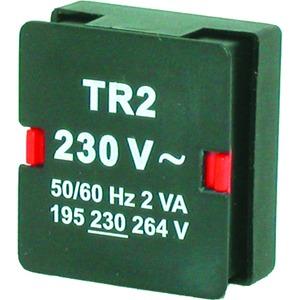 Transformator Modul TR2 24V Einstecktrafo zu Relais GAMMA und TREND