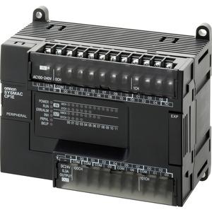 CP1E-E Kompaktsteuerung 100 bis 240V AC 18x Eingänge 12x Relaisausg.
