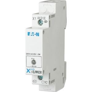 Einzelleuchte LED 230V AC/DC weiß