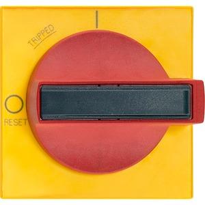 Knebel rot Blende gelb Ersatzt. für 8UC7222-8BD26 Bgr.2