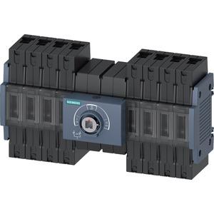 Handbetätiger Netzumschalter MTSE Baugr. 1 32A 4-polig Frontantrieb