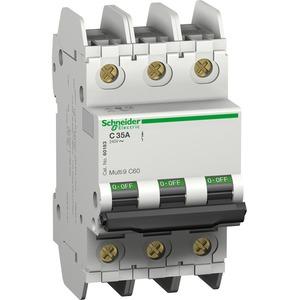 Leitungsschutzschalter C60N 3P 35A C