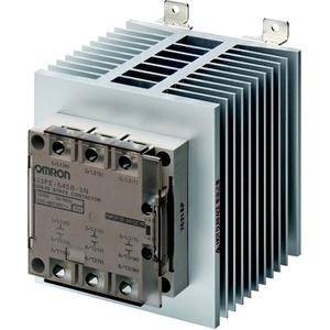 Halbleiterrelais 3-phasig 180-528VAC / 45A Ansteuerung 9,6-30VDC