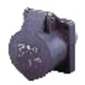 CEE-Anbaudose 16A 2-polig 12h Kleinspannung IP44