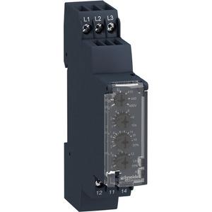 Spannungsüberwachungsrelais 1W 20- 80V AC/DC RM17UAS16