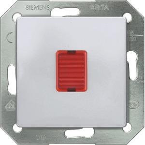 Lichtsignal 250V m.Glimmlp Delta Vita alu/met 5TD2866