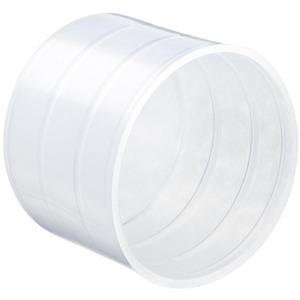 Rohr-Verschlussstopfen Ø 32 mm weiß