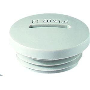 Verschlussschraube 10.2515PA7035 M25x1,5 hellgrau