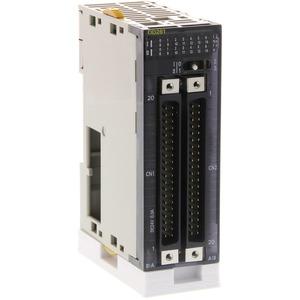 Ausgangsbaugruppe 64x Transistorausgänge NPN 0,3 A 24 VDC (Fujitsu-St)