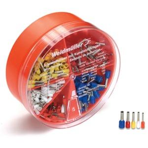 Sortiment Aderendhülse H-BOX 0,5-2,5 mm² DIN