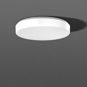 LED Decken- und Wandleuchten Flat Polymero Kreis 8 x 3 W 5000 K