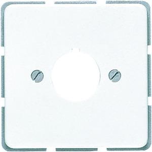 Abdeckung Tragring Schraubbefestigung für Befehlsgeräte mit 22,5 mm Ø