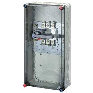 MI 7456 MI-Lastschaltergehäuse 160A 3pol +PE +N